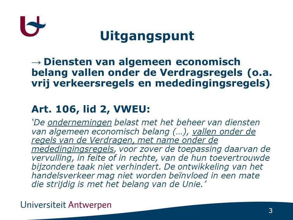 14 -Verdrag van Amsterdam (1999): (oud) art.