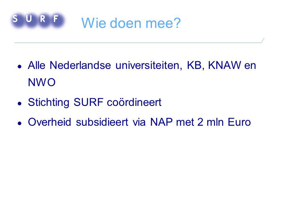 DARE Gedurfd, www.surf.nl/DAREwww.surf.nl/DARE www.DAREnet.nl vanderkuil@surf.nl maar stap voor stap…