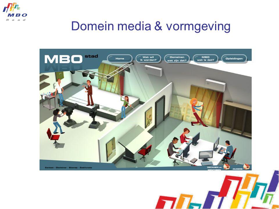 Domein media & vormgeving