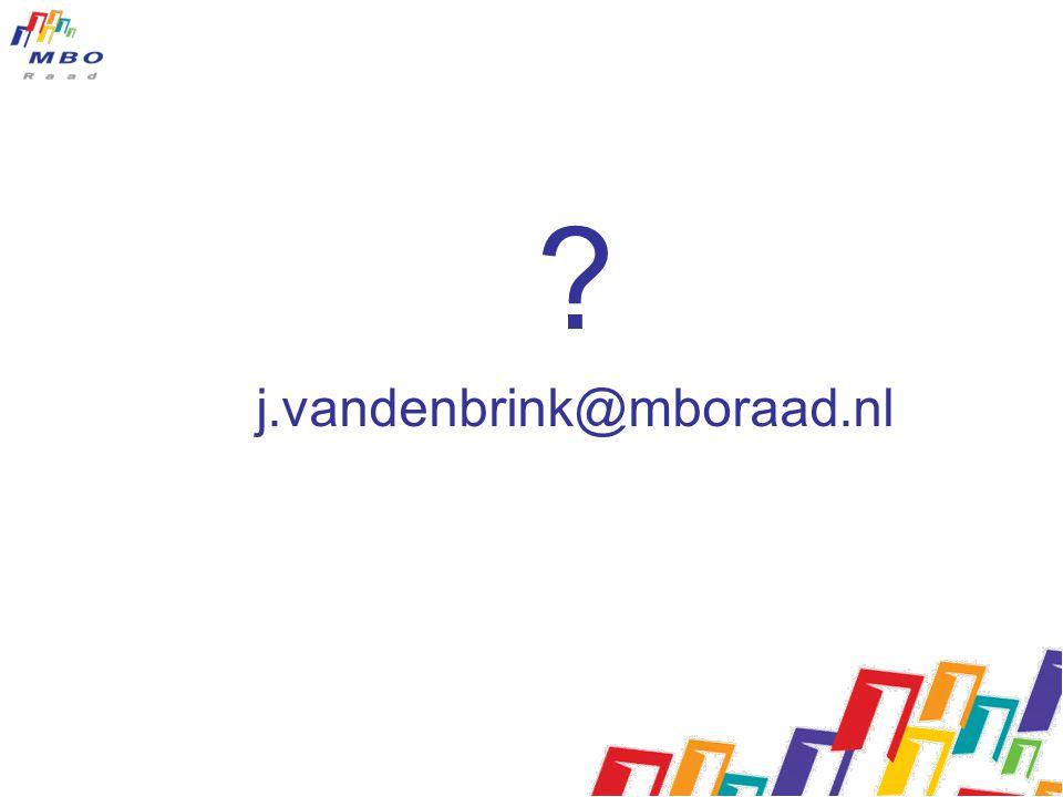 ? j.vandenbrink@mboraad.nl