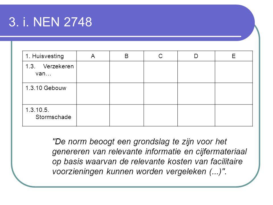 3. i. NEN 2748
