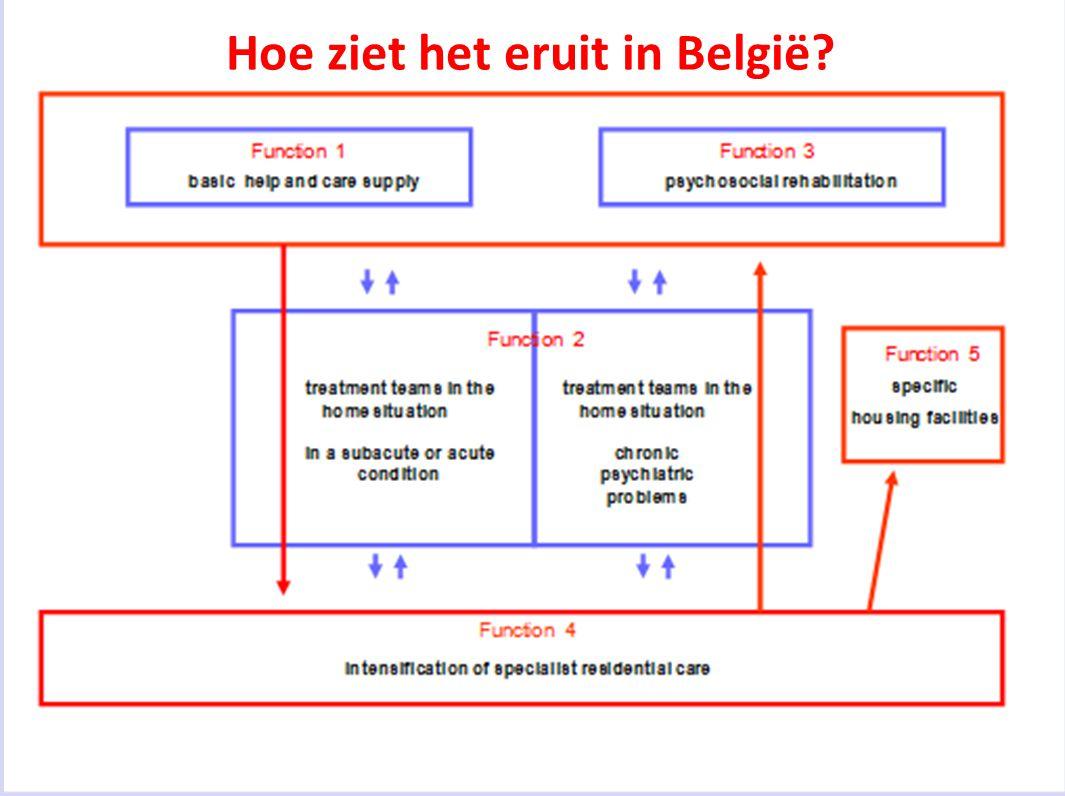 Hoe ziet het eruit in België?