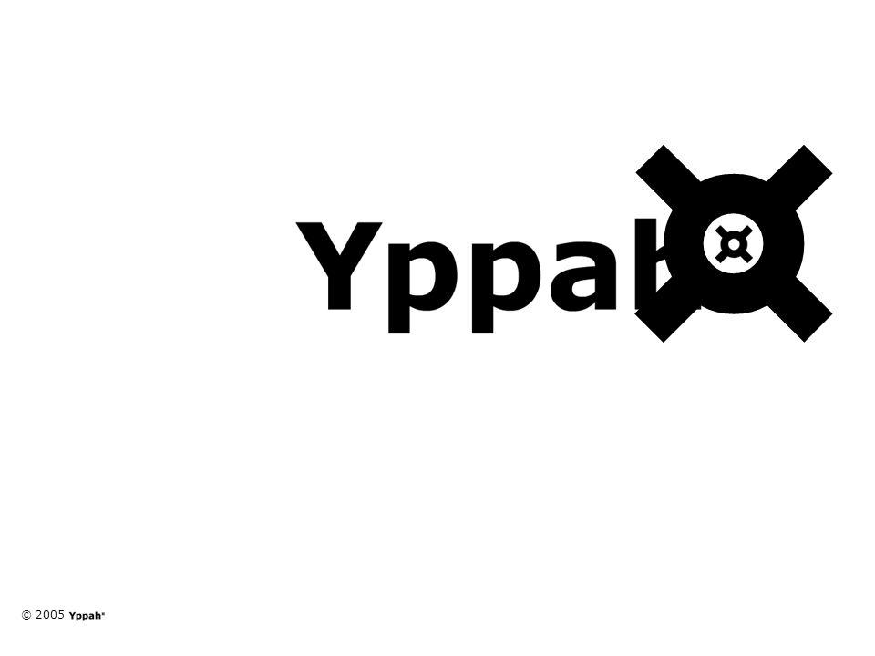 © 2005 natuurlijke partner voor jongerenmarkten Yppah ¤ werkwijze