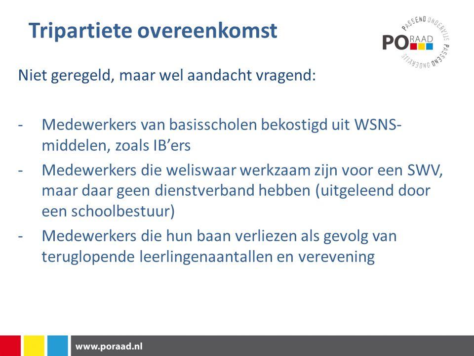 Wat wordt voor u geregeld: Nulmeting door participatiefonds (op basis van 1 mei 2012) en een 2 e keer na aanvang van het schooljaar 13-14.