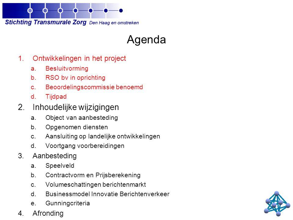 1a.Besluitvorming 1.Oprichting van de regionale samenwerking organisatie (RSO).