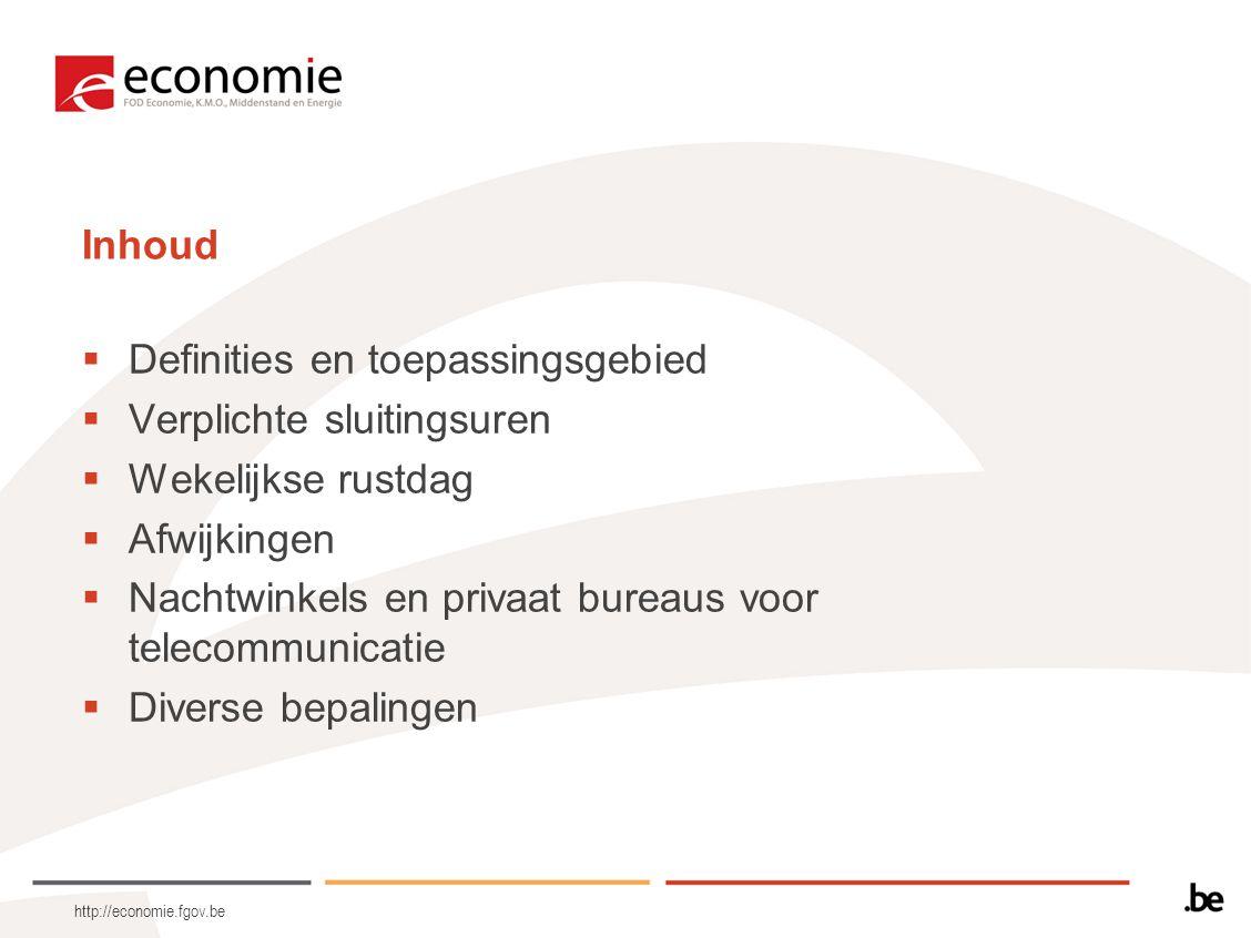 http://economie.fgov.be Strafbepalingen (art.