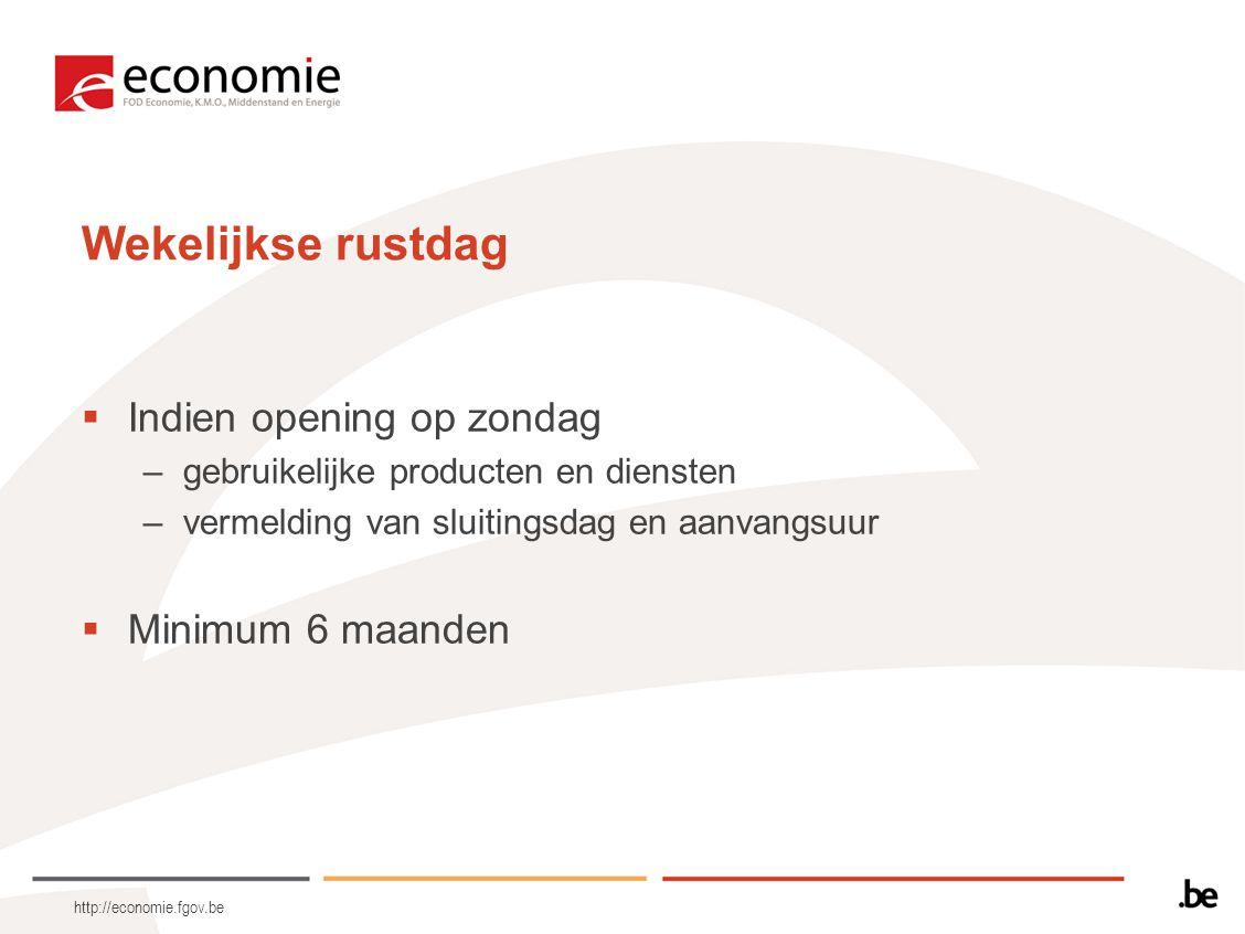 http://economie.fgov.be De gevolgen van een onderzoek  Pro-Justitia (PJ) => (art.