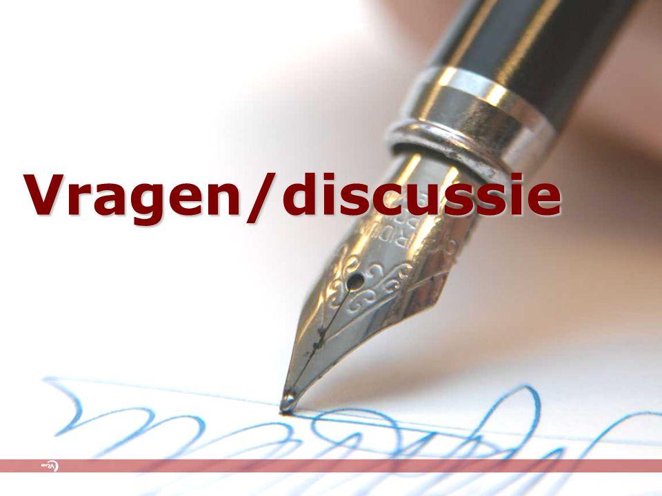 Vragen/discussie