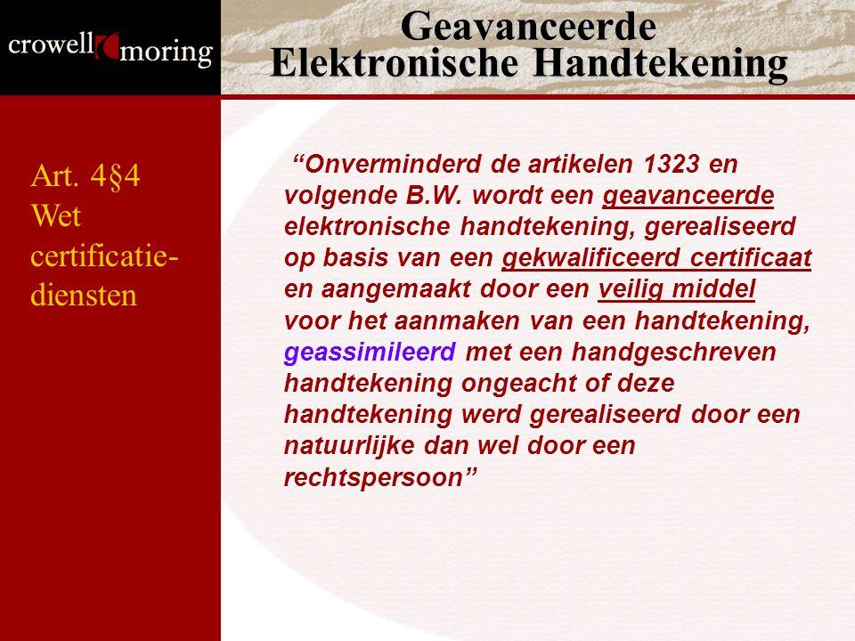 Onverminderd de artikelen 1323 en volgende B.W.