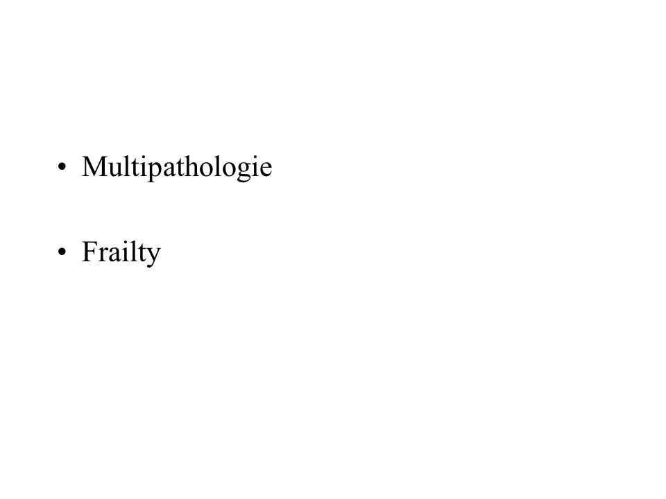 Vragen ivm palliatieve zorgen in de geriatrie Wie is palliatief .