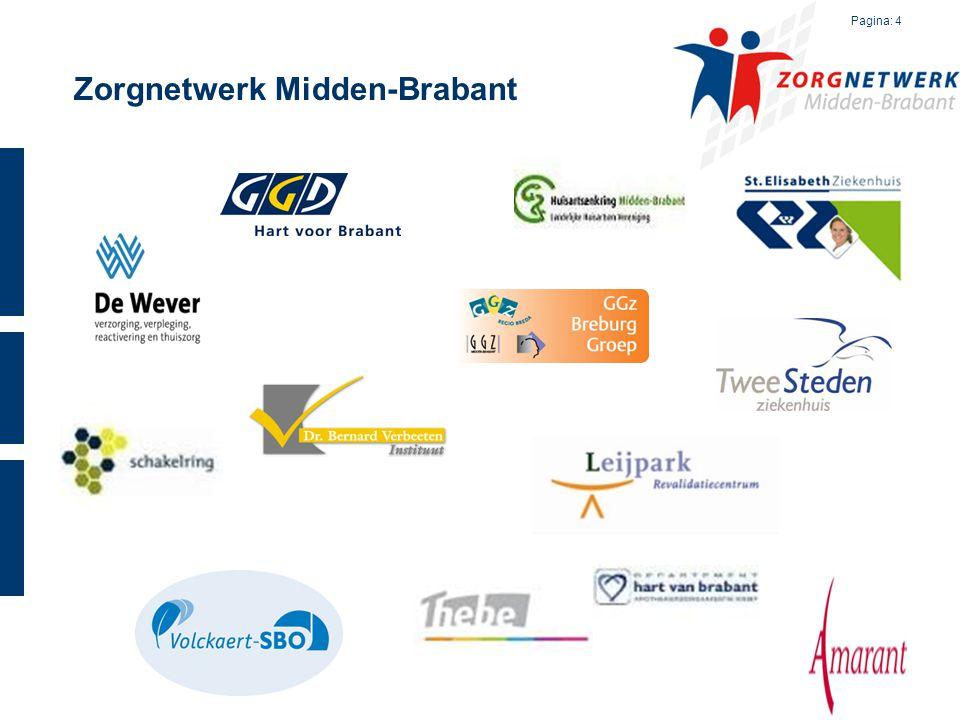 Zorgnetwerk Midden-Brabant ZIP Midden-Brabant Pagina: 4