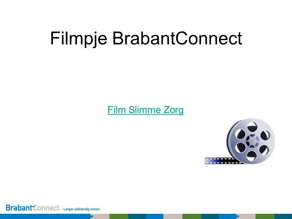 Filmpje BrabantConnect Film Slimme Zorg