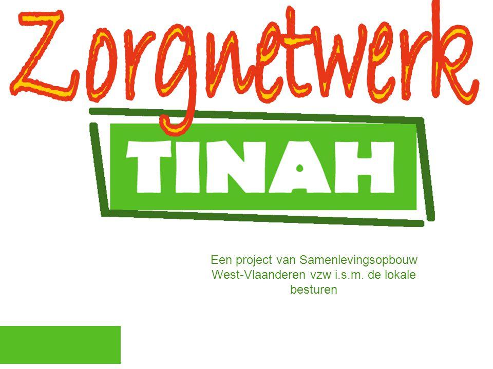 Een project van Samenlevingsopbouw West-Vlaanderen vzw i.s.m. de lokale besturen