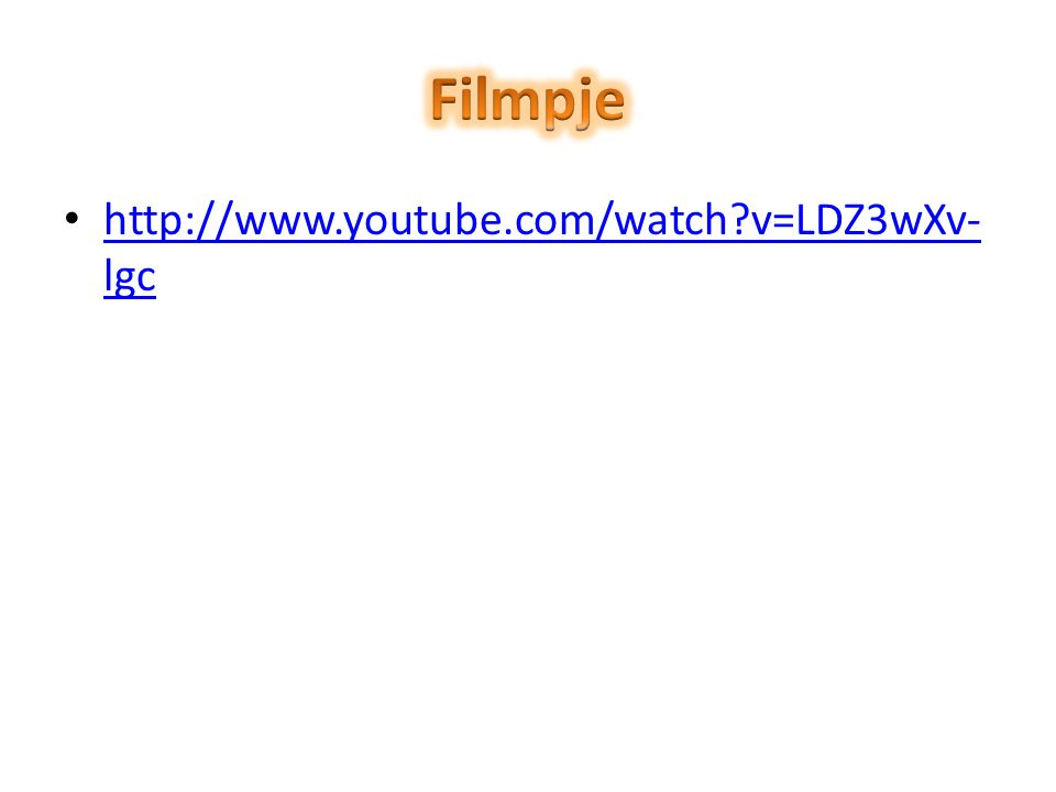http://www.youtube.com/watch?v=LDZ3wXv- lgc http://www.youtube.com/watch?v=LDZ3wXv- lgc