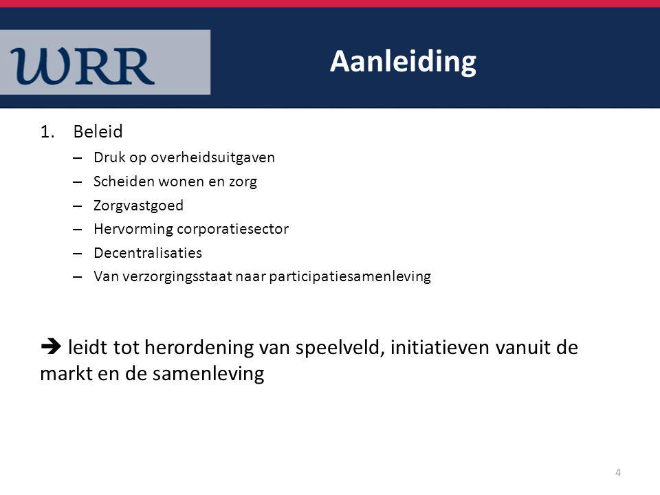Nieuwe verbindingen.Pensioenfondsen: druk om meer in Nederland te doen.