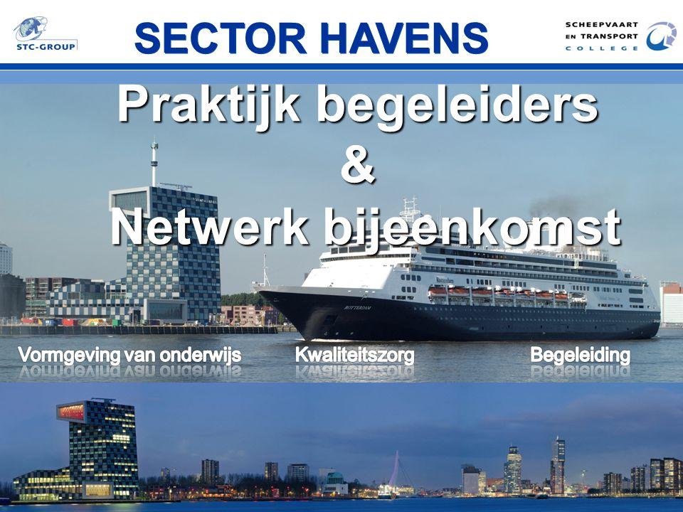 SECTOR HAVENS Praktijk begeleiders & Netwerk bijeenkomst