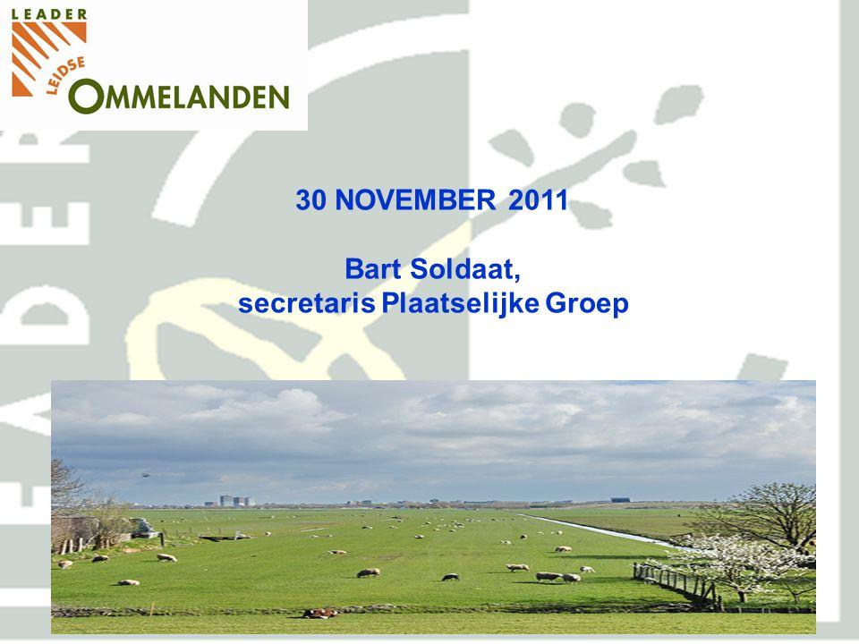 Liaison Entre Actions de Développement de l'Economie Rural Europees Programma voor plattelandsontwikkeling LEADER