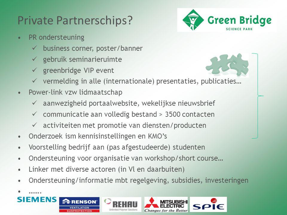 Private Partnerschips.