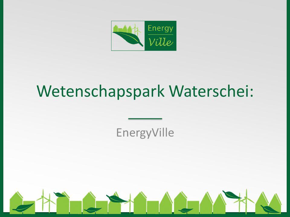 Wetenschapspark Waterschei: EnergyVille