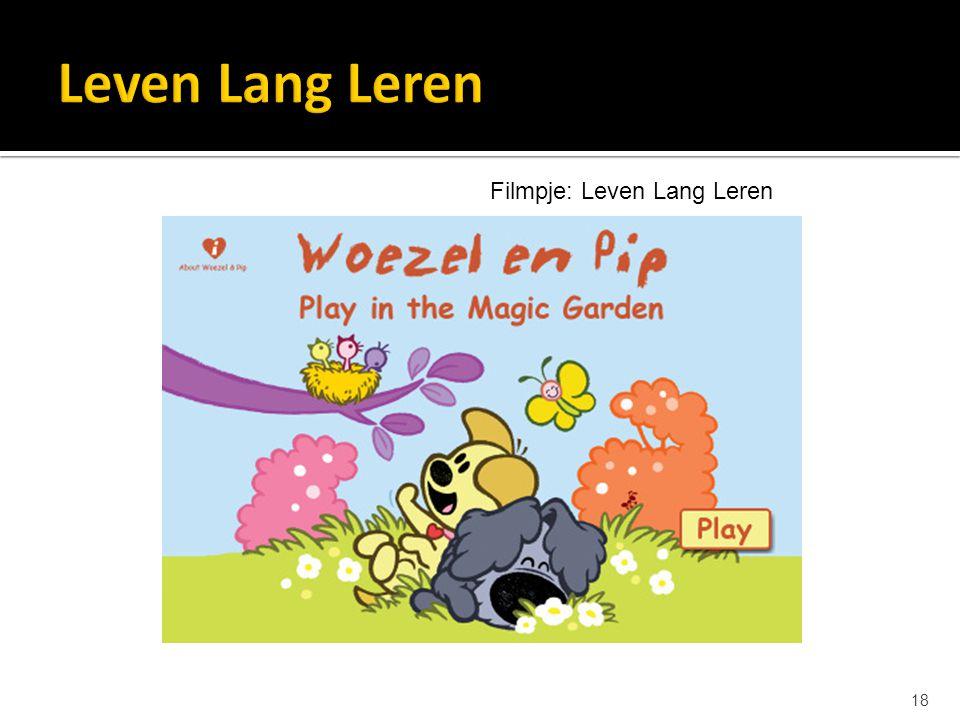 18 Filmpje: Leven Lang Leren