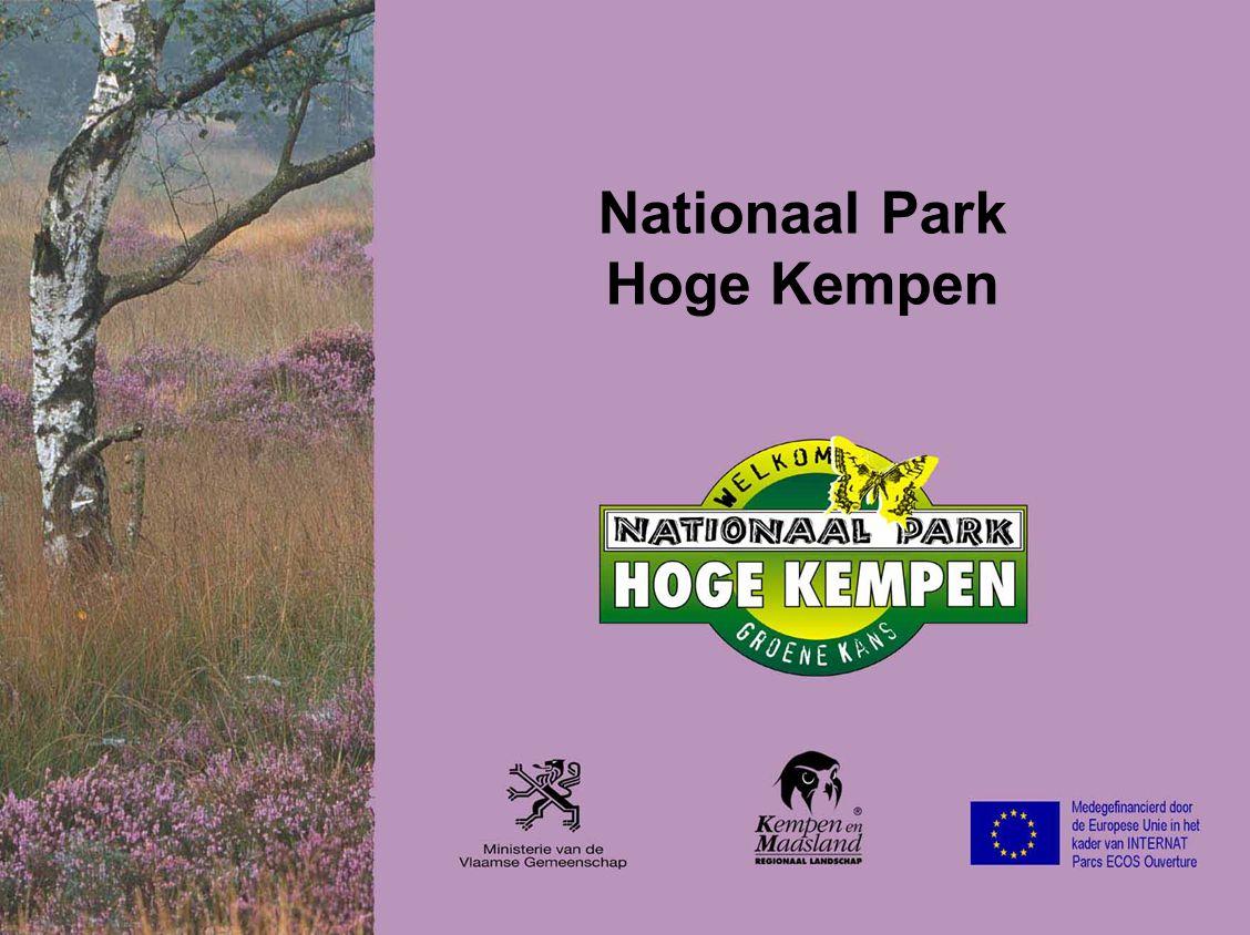 Een nationaal park is een natuurgebied van minstens 1000 hectare.