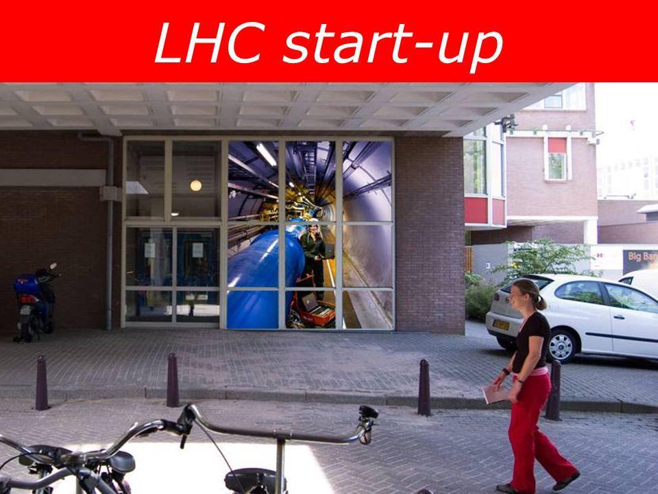 LHC start-up