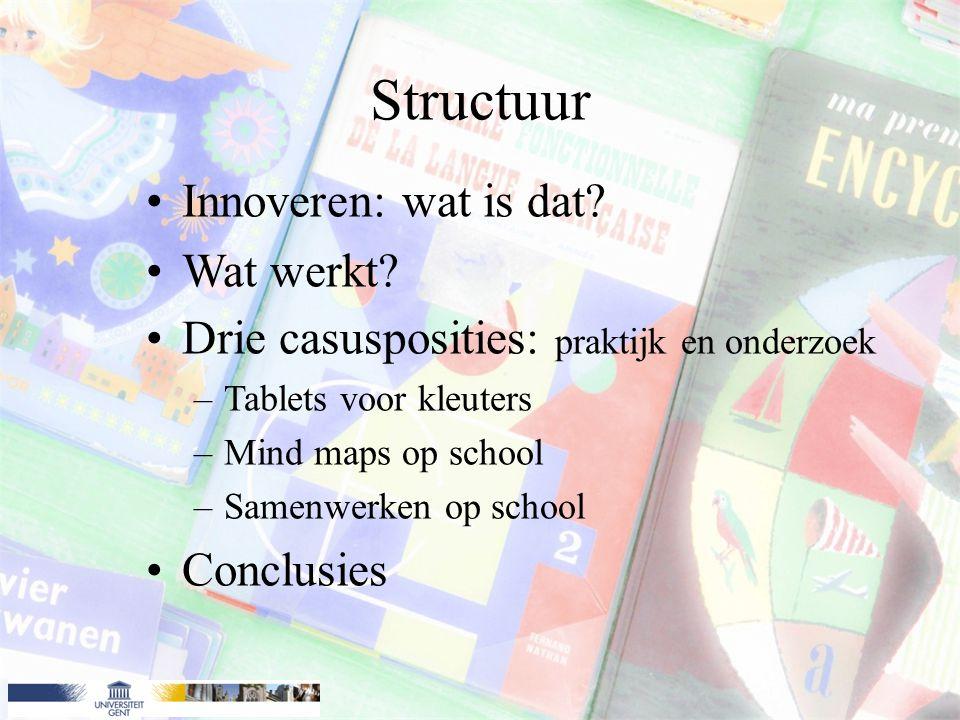 Peer tutoring Tutors' zelf kennis beheersen Ontwikkel tutor strategieën Zet structuur uit voor samenwerking 'tutor' - 'tutee'.