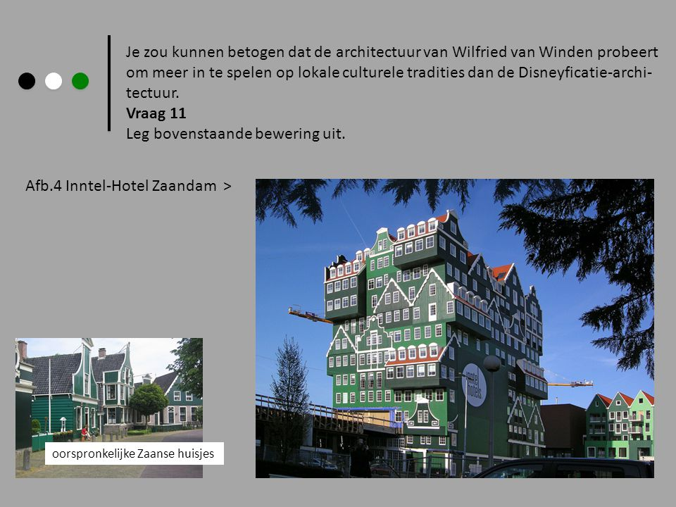 Je zou kunnen betogen dat de architectuur van Wilfried van Winden probeert om meer in te spelen op lokale culturele tradities dan de Disneyficatie-arc