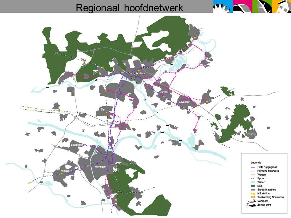 Regionaal hoofdnetwerk