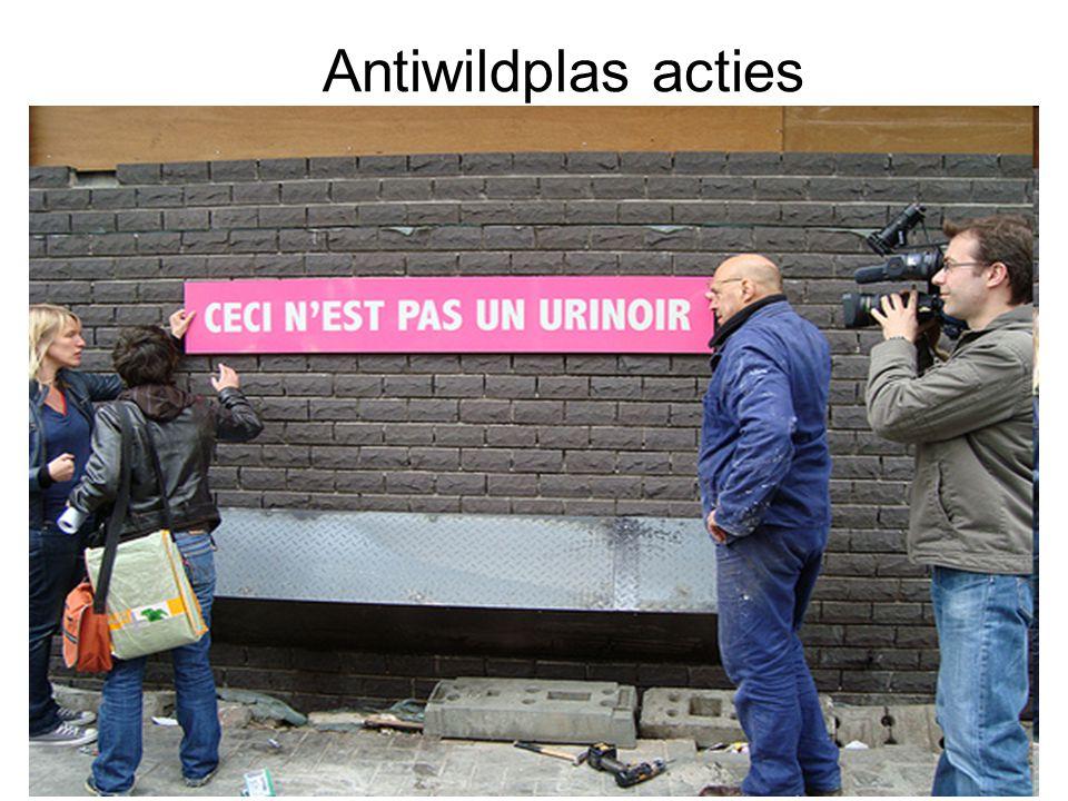 Antiwildplas acties