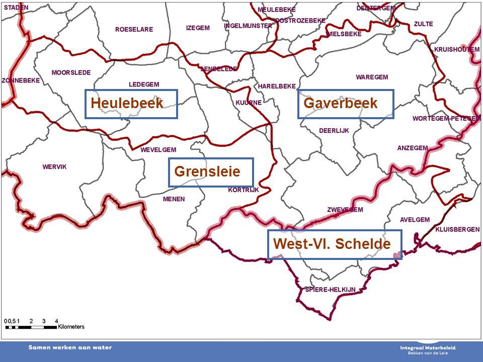 Heulebeek Grensleie West-Vl. Schelde Gaverbeek