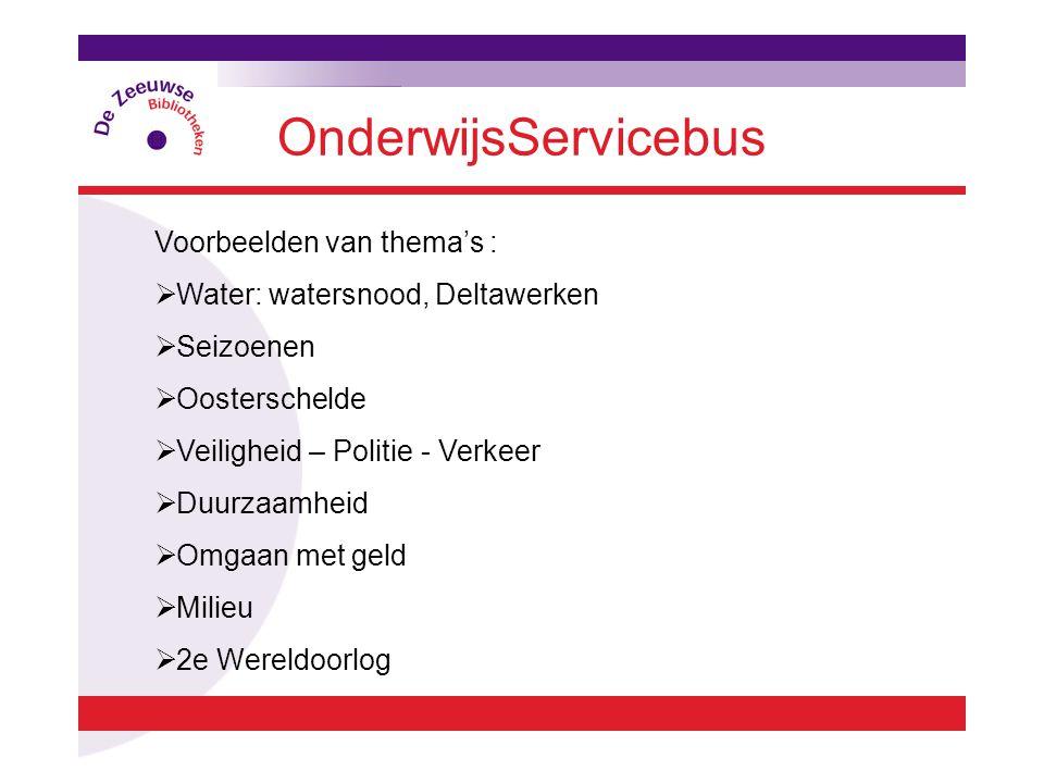OnderwijsServicebus