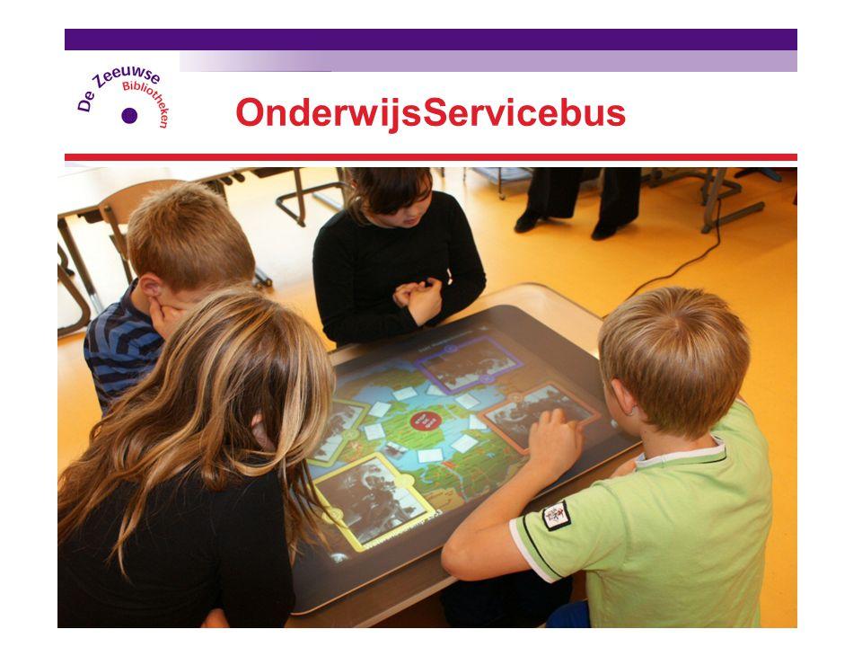 Surface table:  Leren samenwerken  Samen leren  Fun en motiverend