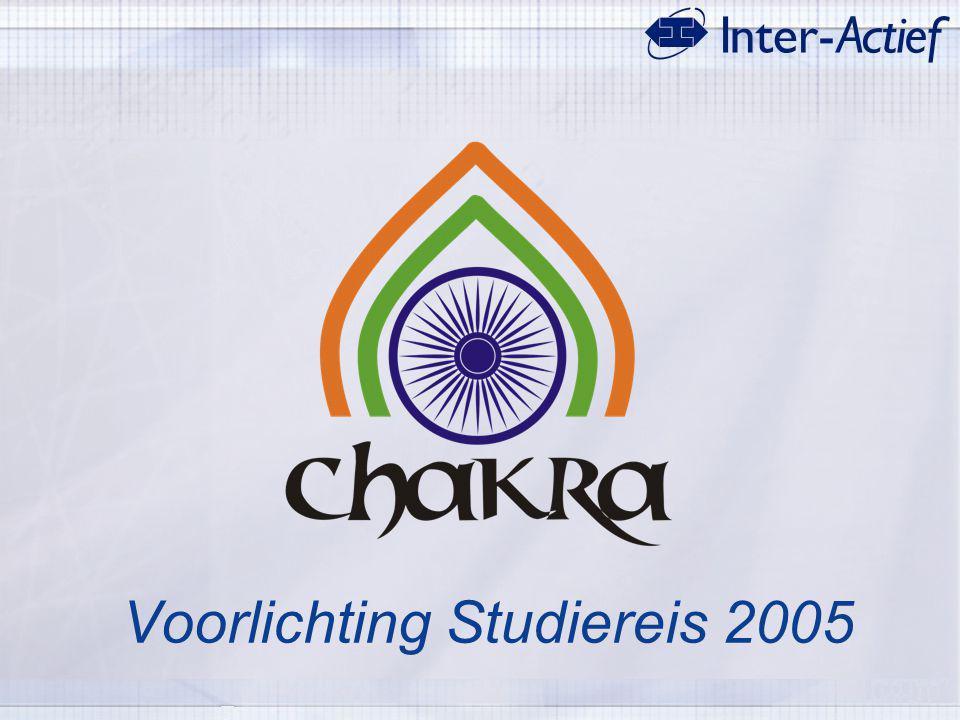 Voorlichting Studiereis 2005