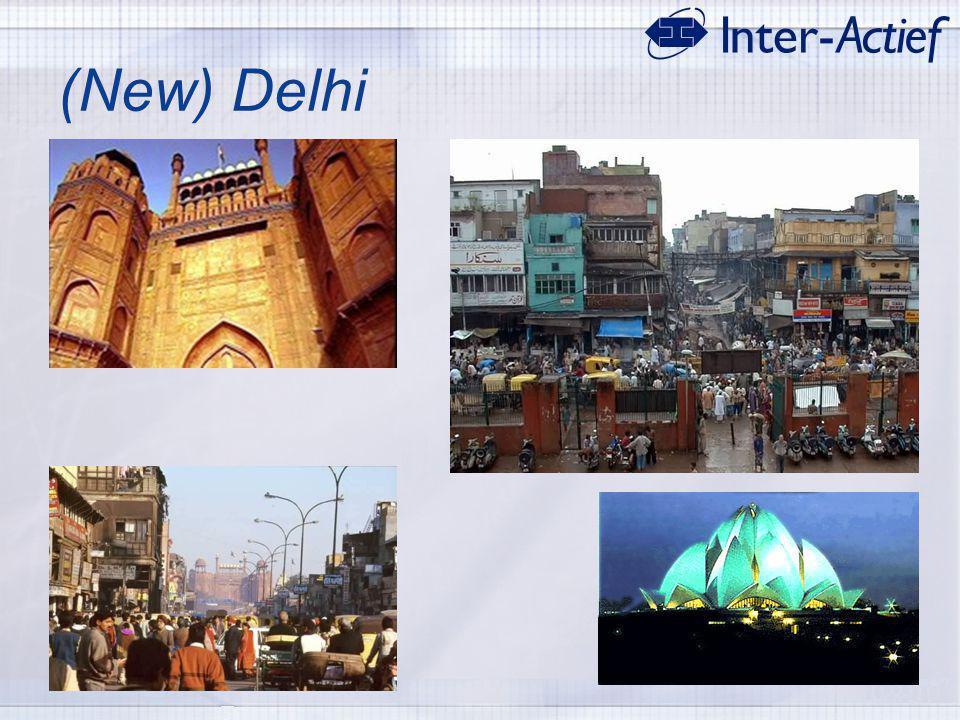 (New) Delhi