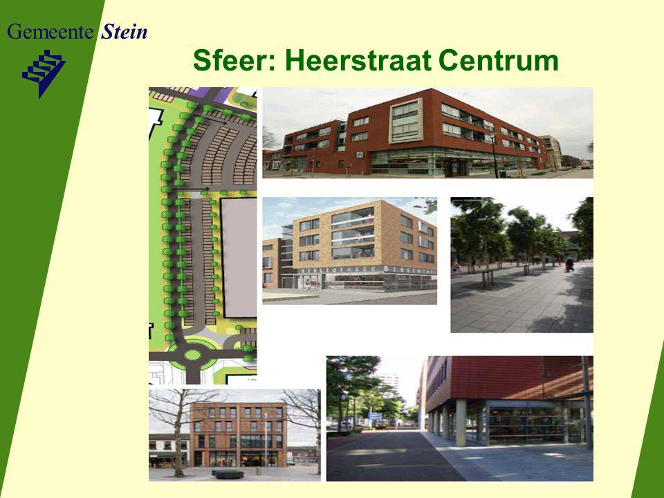 Gemeente Stein Sfeer: Heerstraat Centrum