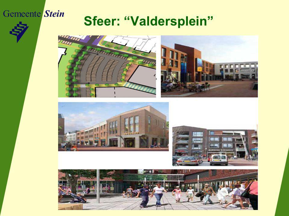 Gemeente Stein Sfeer: Valdersplein