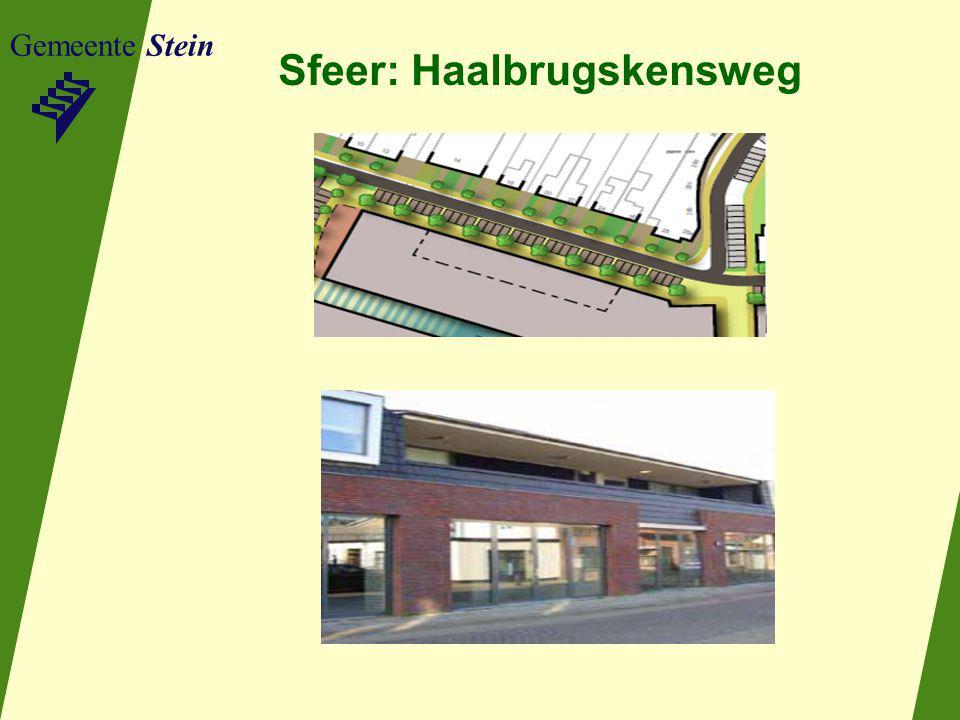 Gemeente Stein Sfeer: Haalbrugskensweg