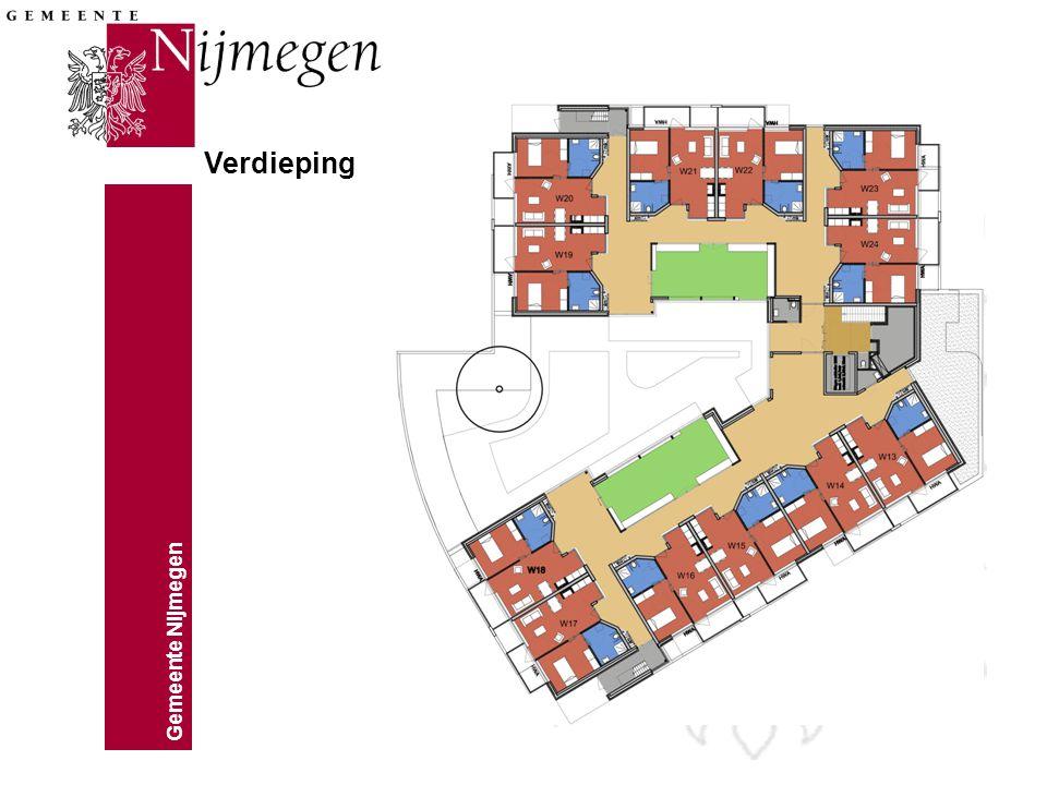 Gemeente Nijmegen Verdieping