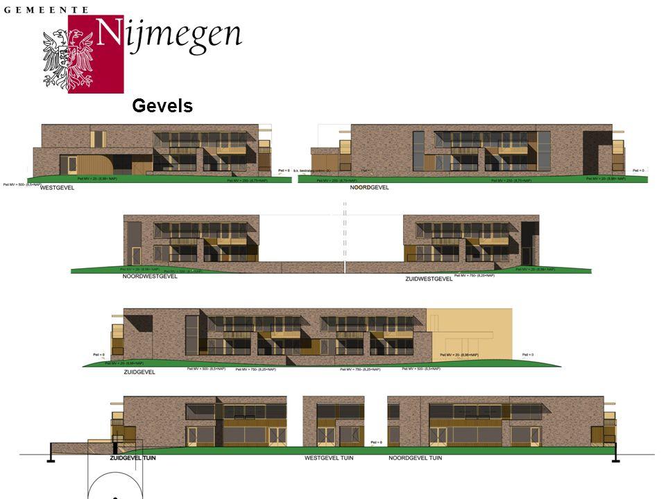 Gemeente Nijmegen Gevels
