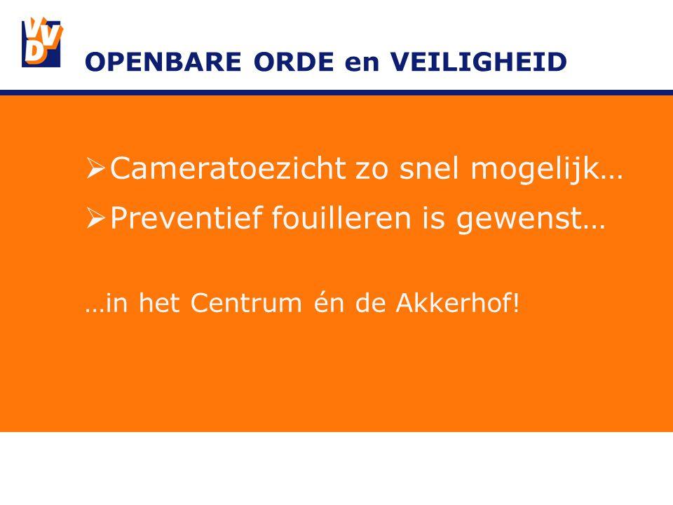 DE VVD-FRACTIE IS TROTS OP SPIJKENISSE !