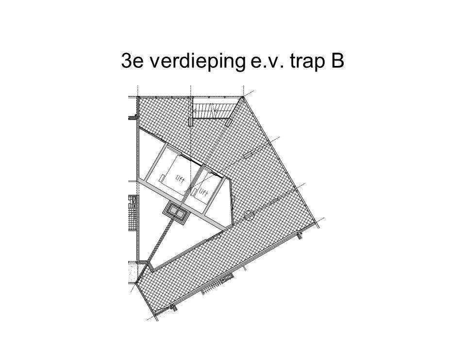 3e verdieping e.v. trap B