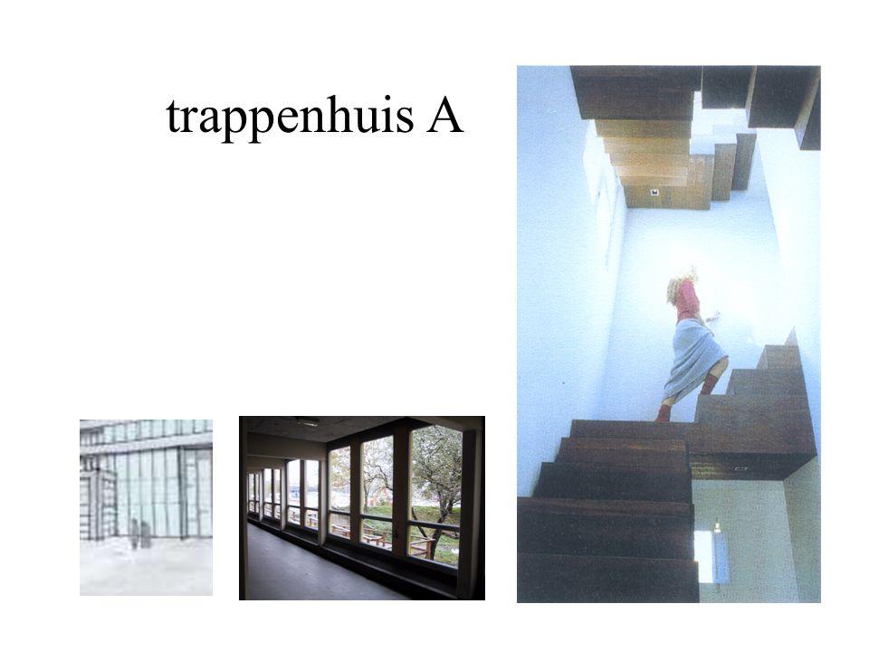trappenhuis A