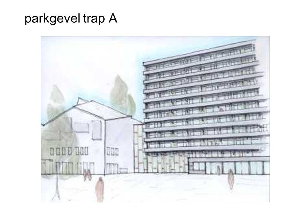 parkgevel trap A
