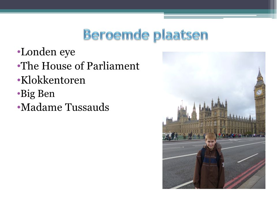 Filmstad Londen Filmlocatie-Harry Potter Millennium Bridge Spoor 9 ¾ House of Parliamants Tower Bridge