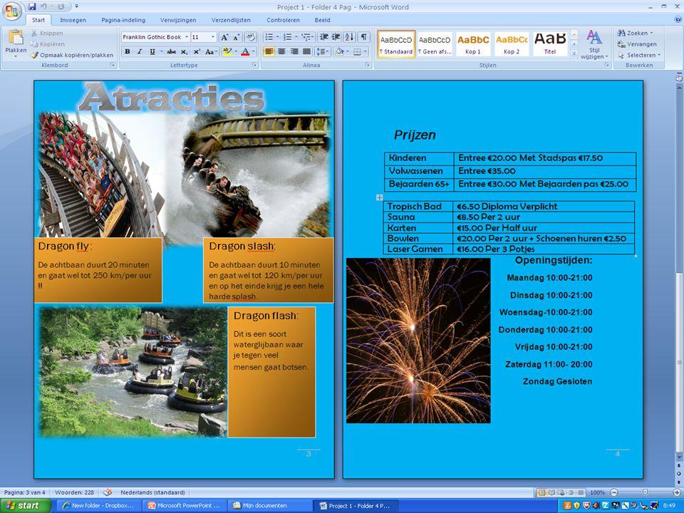 Folder pagina 1 en 2