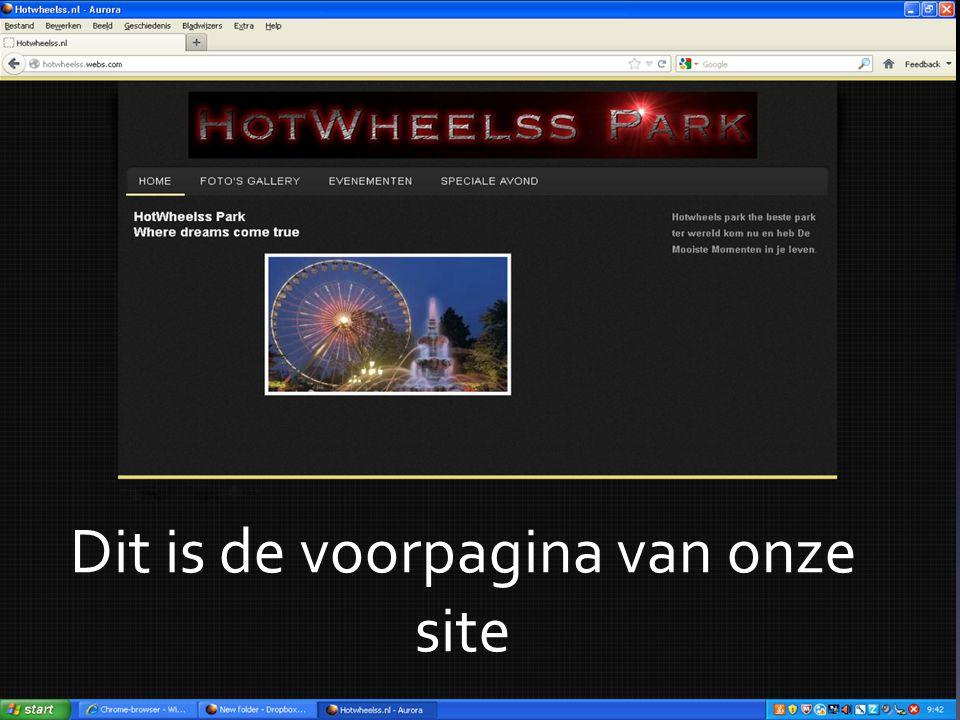 www.hotwheelss.webs.comwww.hotwheelss.webs.com onze site gemaakt door Ali De foto's Informatie Opmaak