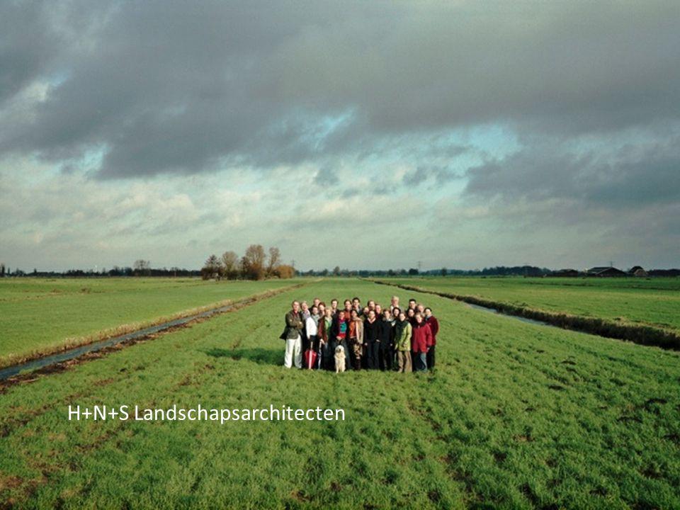 H+N+S Landschapsarchitecten
