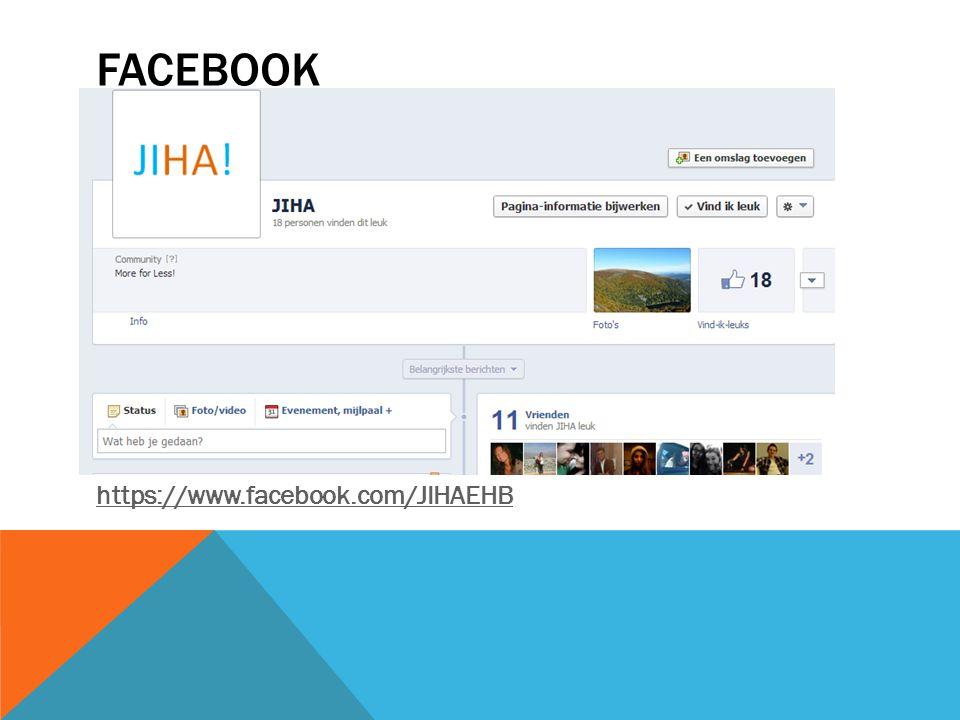 FACEBOOK https://www.facebook.com/JIHAEHB