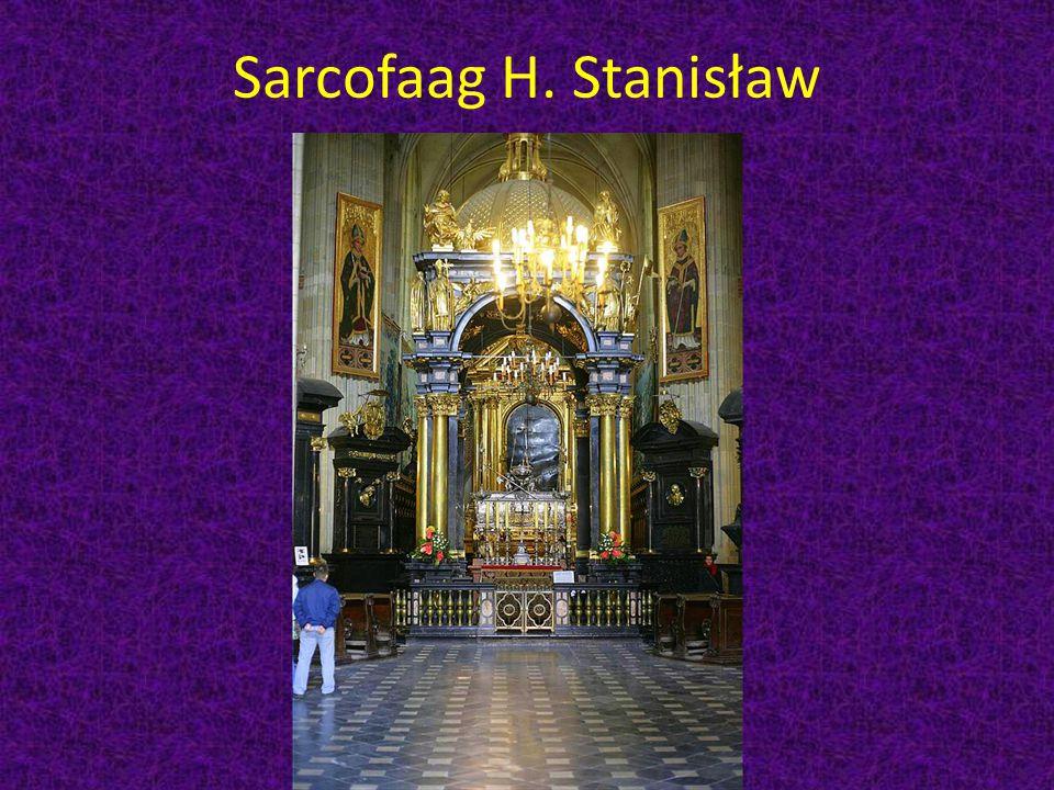 Sarcofaag H. Stanisław